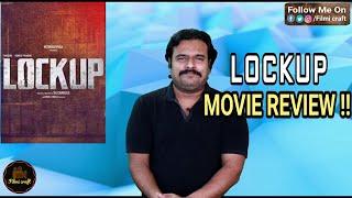 Lockup (2020) Tamil New Movie Review by Filmi craft Arun | SG Charles | Vaibhav | Venkat Prabhu