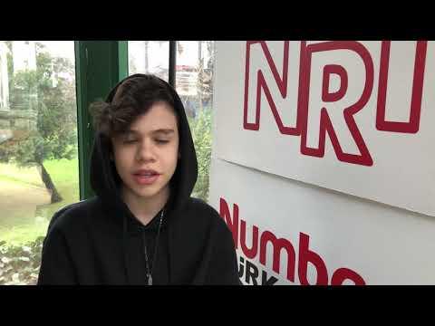13 Yaşındaki yerli Justin Alper Erözer Enerji adlı klibi ile 26 Ocak'ta NR1 Türk Tv'de