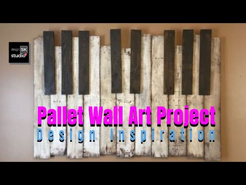 pallet-wall-art-projects---design-inspiration-for-making-wooden-pallet-wall-decor-ideas