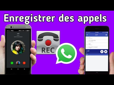Meilleure application pour enregistrer des appels sur Android