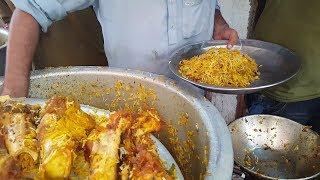 Madni Nalli Biryani  Street Food Of Karachi Pakistan