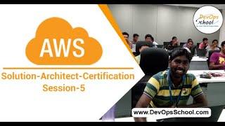 AWS Solution Architect Certification Tutorials EC2 (Session-5) — By DevOpsSchool