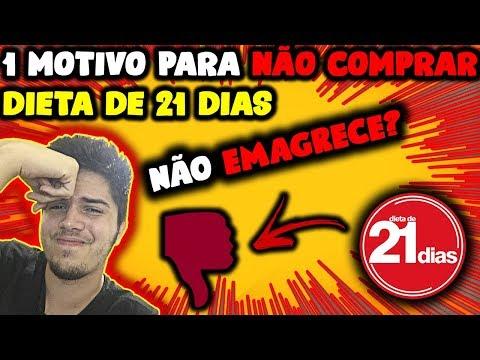 DIETA 21 DIAS FUNCIONA? DIETA DE 21 DIAS DO DR RODOLFO AURÉLIO? EMAGRECE? DEPOIMENTO!