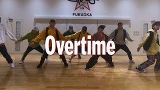 OverTime – Chris Brown / SHUN choreography