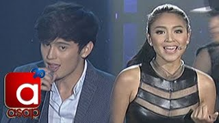 "James, Nadine sing ""Randomantic"" & ""Me and You"" on ASAP"