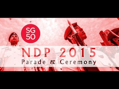 [FULL] NDP 2015 - Singapore's Golden Jubilee SG50