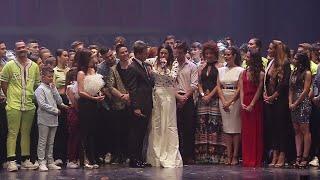 Rosalía recibe el Premio de las Artes Escénicas Antonio Banderas