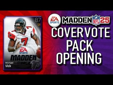 MADDEN 25 Ultimate Team - How to Get Started - Covervote Pack Opening - MUT 25