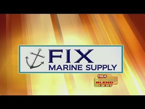 Marine Minute - Fix Marine Supply: Inspect your boat lift-cables often 06/01/2015