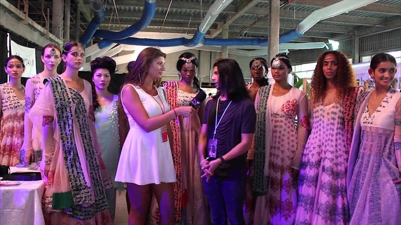 Niche TV Jose Santamaria Hawaii Fashion Month OUTFIT