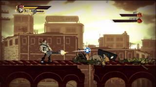 SHANK - Game Play Part 3 - XBOX 360 Arcade Game