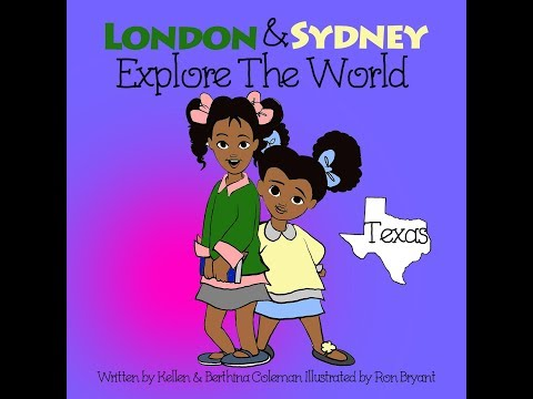 Cyrus Webb interviews Authors of the Children's book series London and Sydney Explore The World