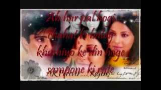 Dil Mil gaye song with lyrics   YouTube