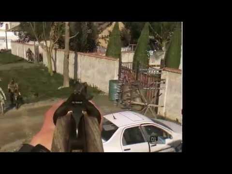 Dying Light The Following Gameplay Golden Double Barrel Shotgun 34k Damage 2016