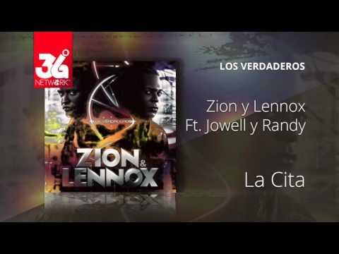 La Cita - Zion y Lennox Feat. Jowell y Randy - Los Verdaderos [Audio] mp3