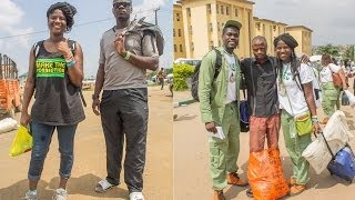 21 DAYS IN NYSC CAMP) VLOG