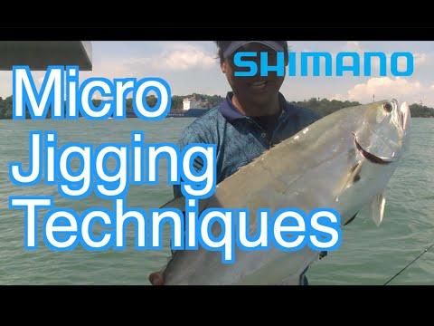 ● Micro Jigging Techniques With Yamamoto Hiroto SHIMANO ●