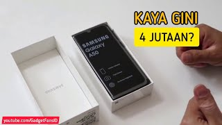 Resmi! Unboxing Samsung Galaxy A50 Indonesia