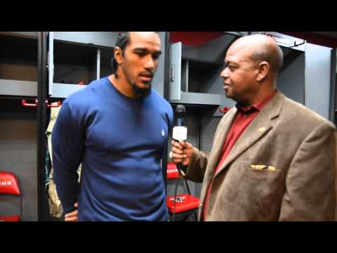 Vic Beasley on his first season in the NFL