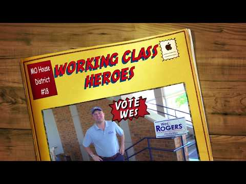 Working Class Heroes - Wes Rogers