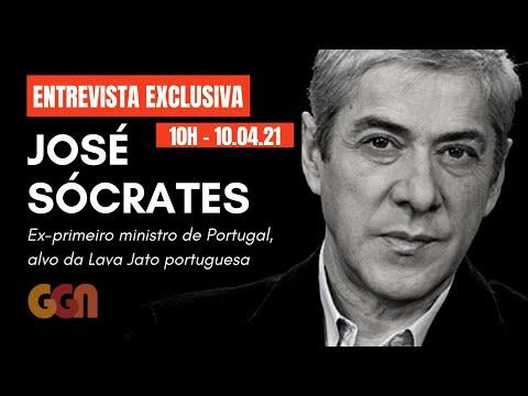 EXCLUSIVO: JOSÉ SÓCRATES, O 1º MINISTRO ALVO DA LAVA JATO DE PORTUGAL