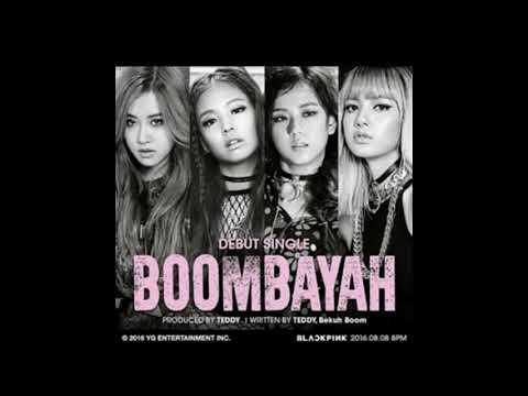 BLACKPINK - 'BOOMBAYAH' (Audio Mp3)