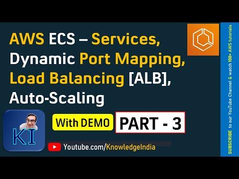 AWS ECS Part-3