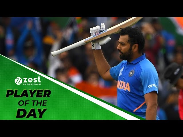 Hussey: Rohit makes batting looks easy when he's at his best