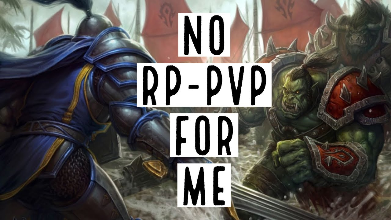 WoW Classic News - RP-PVP Servers - Countdown To Classic Podcast - Listener  Call World of Warcraft