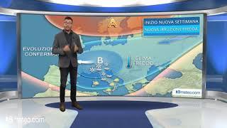 Meteo Italia: instabile e freddo nella nuova settimana