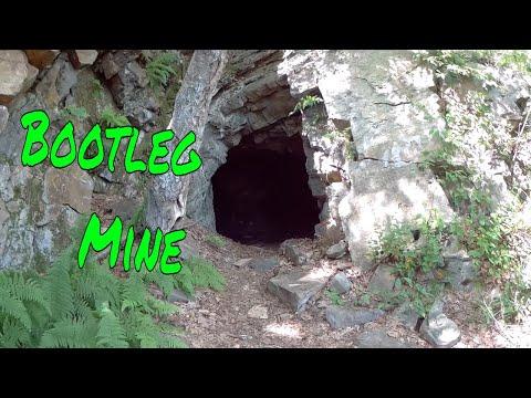 Abandoned Stone Farm House/Abandoned Iron Mine Portal Explore Pa.