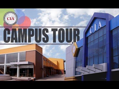 CIA CAMPUS TOUR
