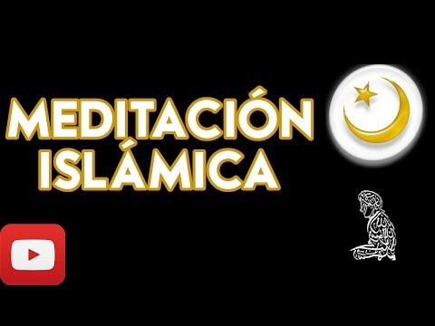 ☪ Meditacion Islámica ☪ El Método Musulmán para Meditar ✔✔✔