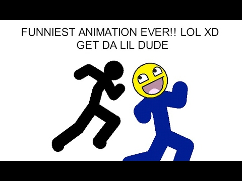 Funniest Animation Ever Get Da Lil Dude Part  Sticknodes