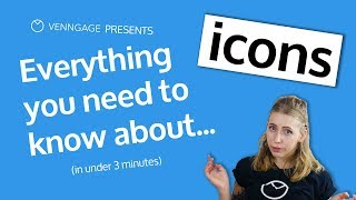 Everything You Need To Know About Icons [under 3 Minutes]