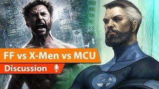 X-Men vs Fantastic Four Civil War Film Discussion