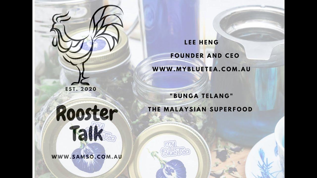 The Malaysian SuperFood - Bunga Telang