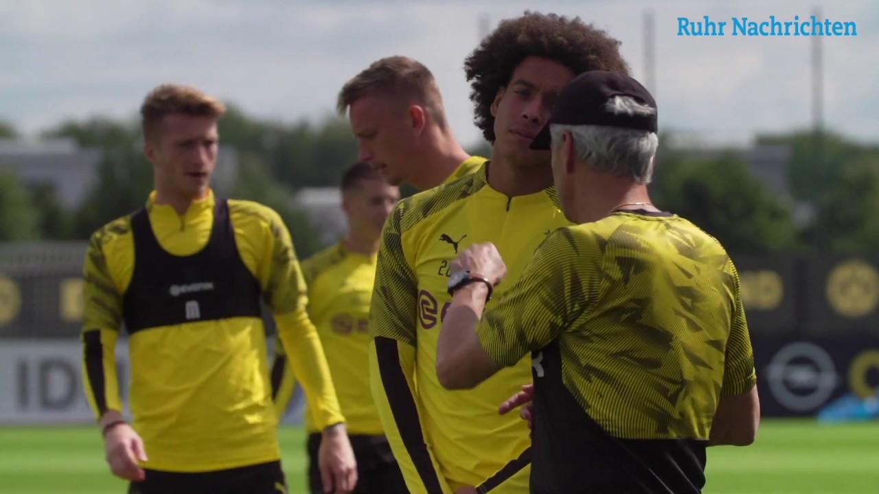 Hummels, Hazard und Brandt zurück im BVB-Training