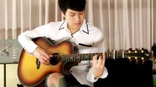 อิ่มอุ่น - Fingerstyle Guitar - Arranged By Rit