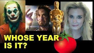 Joker Movie Reviews - Oscar Buzz & Rotten Tomatoes