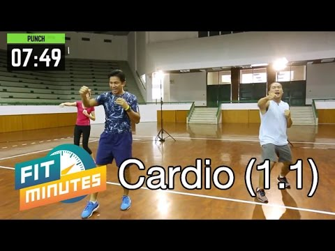 Fit Minutes [by Mahidol] Cardio (1.1)