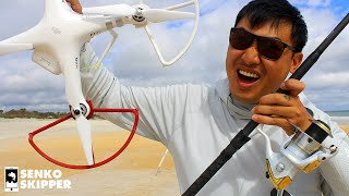 Fishing Drone for Beach Fishing - Is It Worth It? How -To & Drone Fishing Tutorial