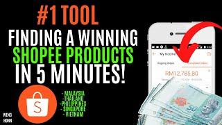 #1 TOOL SEARCH FOR SHOPEE HOT TRENDING PRODUCTS SHOPEE DROPSHIPPING/STOKIST ,MALAYSIA ,PHILIPPINES screenshot 1