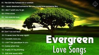 Evergreen Love Song Memories 💖 Best Love Songs Ever 💖 Romantic Love Songs 70's 80's 90's