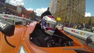 Demo Jos Verstappen Onboard Exclusive Footage (Auto GP), VKV City Racing 2013