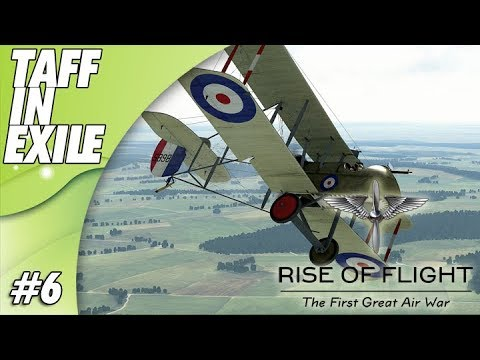 Rise of Flight | Career | No. 29 Sq | E6 |  Channel Map