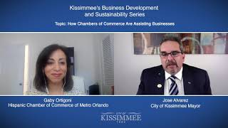 How Chambers of Commerce are Assisting  Businesses