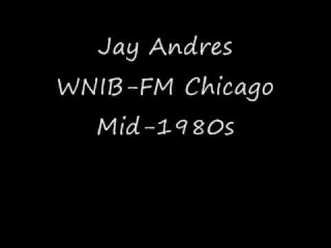 Jay Andres, WNIB-FM Chicago, Mid-1980s.wmv