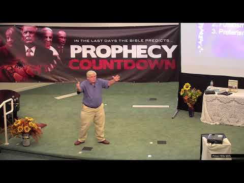 Prophecy Countdown - Session 1 - Prophecy for Today (Friday night, 9/15/2017)