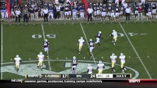BYU vs CFU (HD)- Kyle Van Noy with a Last Minute Sack vs CFU 9/23/2011.tivo
